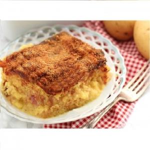 Antico Forno Potatoes gateau  - 1 piece.