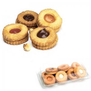 """Antico Forno Biscotti """"Occhi di Bue"""" - 250 gr."""