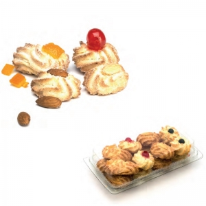 "Antico Forno ""Almond Paste"" Cookies 250 gr."