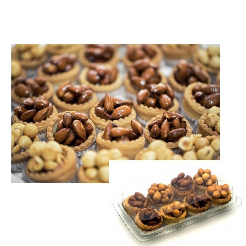 "Antico Forno Biscuits ""Baskets of Almonds and Hazelnuts"" 250 gr."