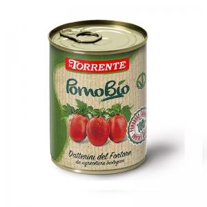 """Organic """"del Fortore"""" Datterini tomatoes from organic farming 500g - La Torrente"""