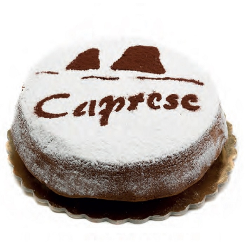 Antico Forno Caprese Kuchen mit Schokolade 1 kg.