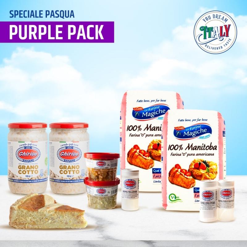Kit Purple Pack