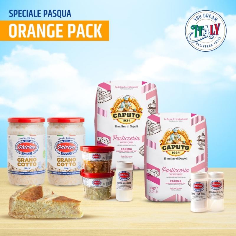 Kit Pack Orange