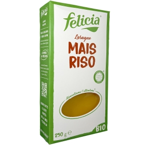 Felicia Lasagne mais/riso Bio 250 Gr.