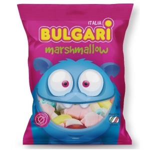 Marshmallows Assortiti Bulgari 150 Gr.