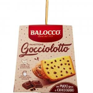 Balocco Panettone Gocciolotto 800 Gr.